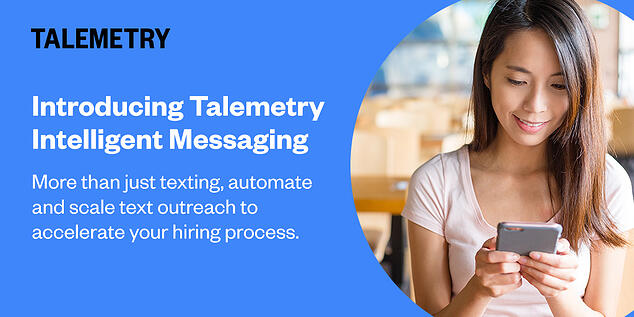 [Twitter] Talemetry Intelligent Messaging announcement