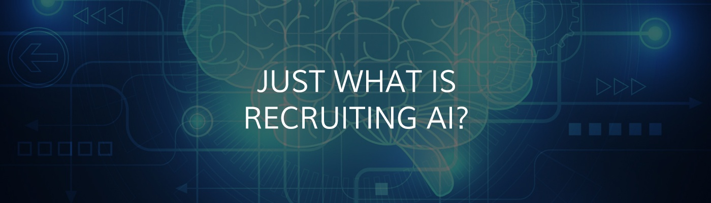 Just what is recruiting AI?