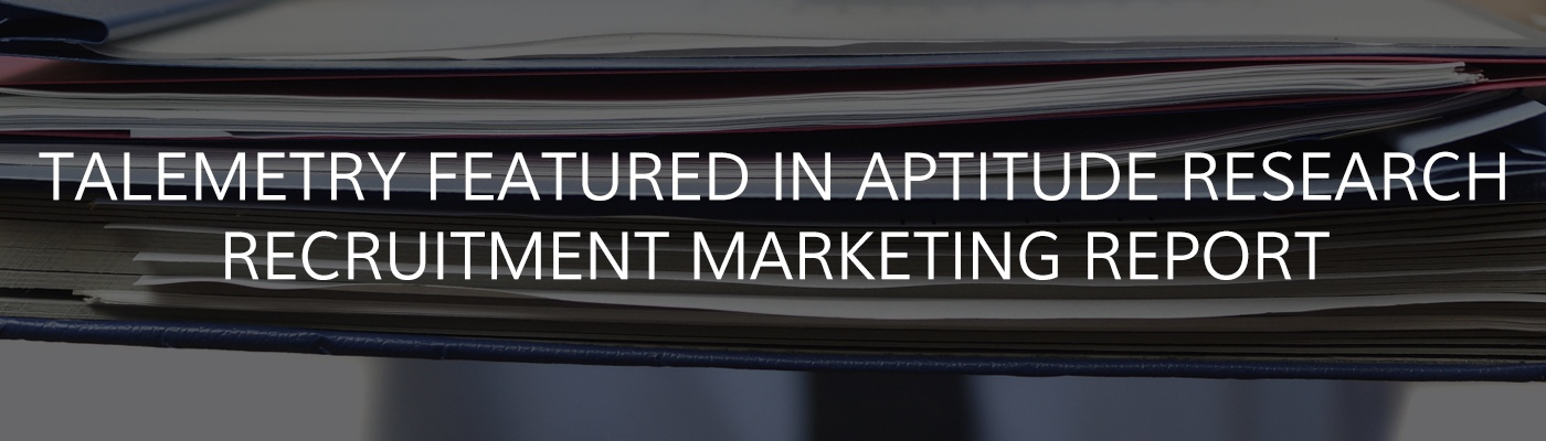 Aptitude Research Recruitment Marketing Report
