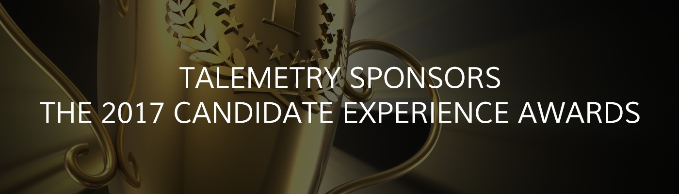 Talemety sponsors candidate experience awards