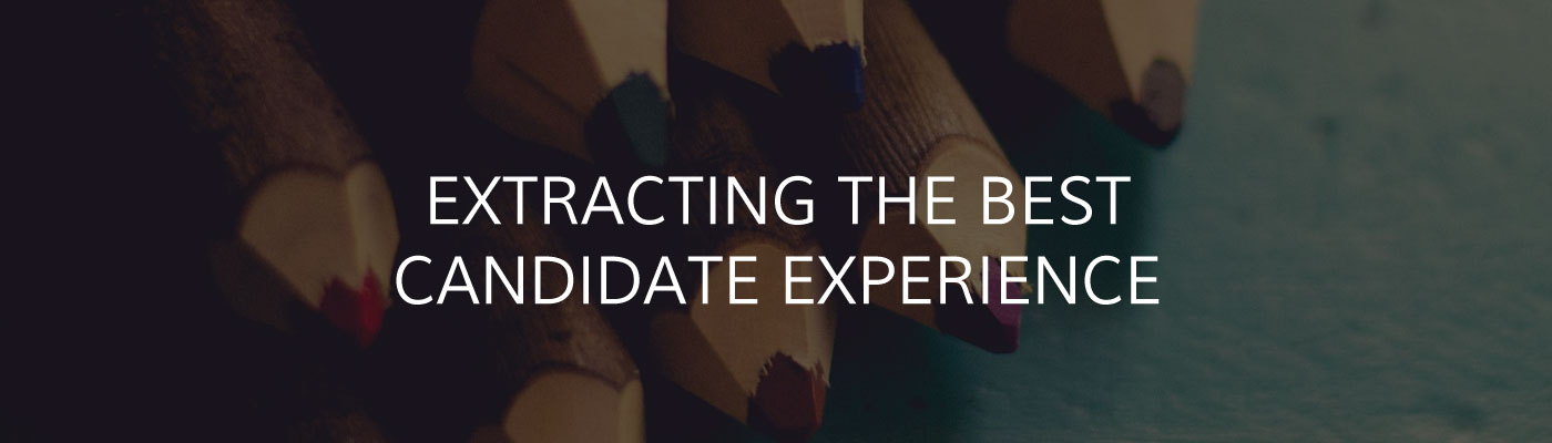Extracting the best candidate experience