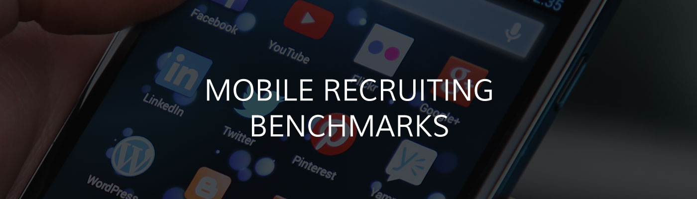 Mobile Recruiting Benchmarks