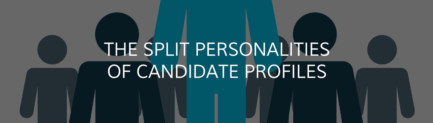 The Split Personalities of Candidate Profiles