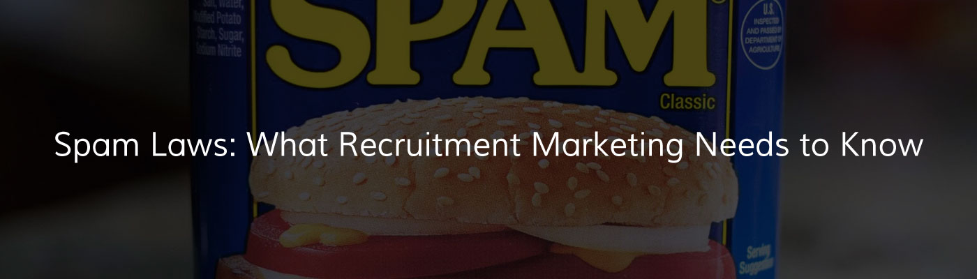 What Recruiters Need to Know About Spam