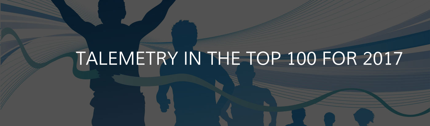Talemetry Recruitment Marketing Platform in the Top 100